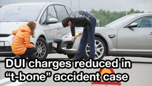 Tampa DUI lawyer gets charges reduced in t-bone accident