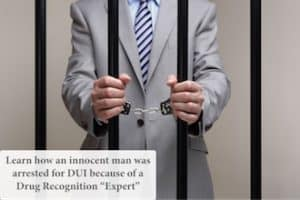 Tampa DUI lawyer Elliott Wilcox helped this innocent client get his wrongful DUI dismissed
