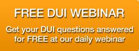 Tampa DUI Lawyer Provides FREE DUI Webinar