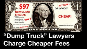 "Old legal maxim ""Good lawyers aren't cheap and cheap lawyers aren't good"""