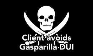 Tampa DUI lawyer helps client avoid Gasparilla DUI