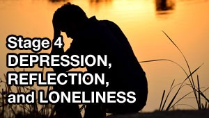 The 7 Stages of Surviving Your Tampa DUI Arrest - Stage 4: Depression and Loneliness